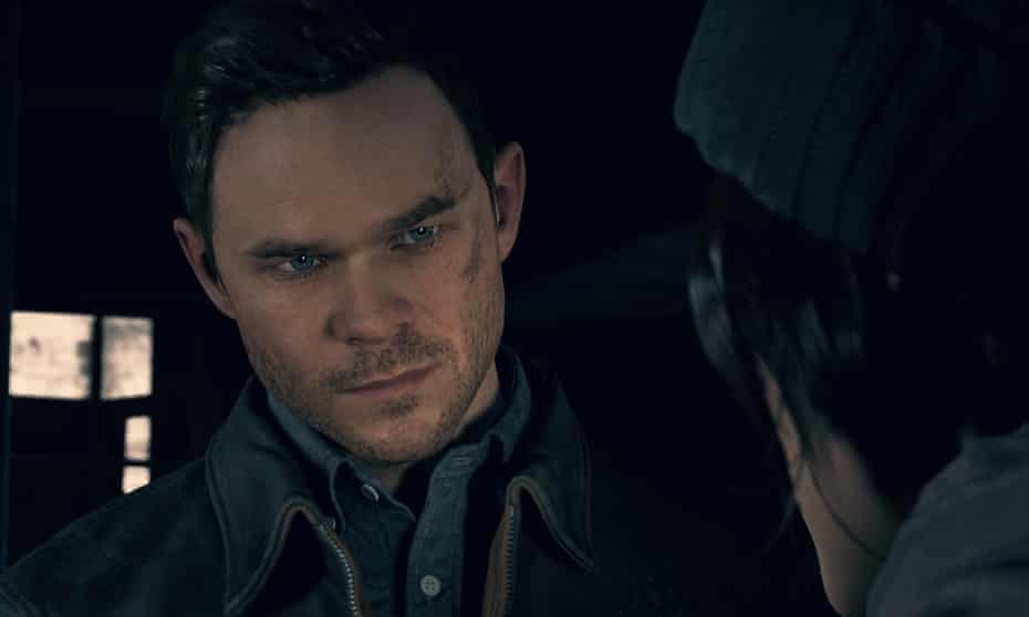 Quantum Break hero Jack Joyce is a man displaced in time – and, it turns out, narrative cogency