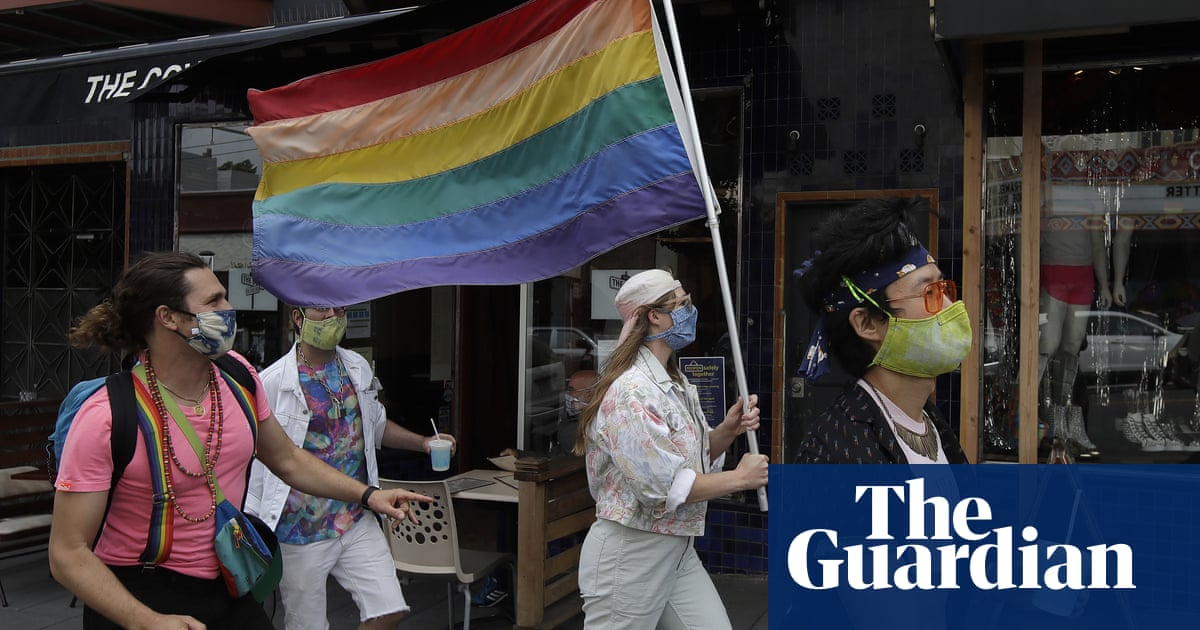 LGBTQ+ people face 'starkly' higher Covid risk: 'Needs aren't being met'