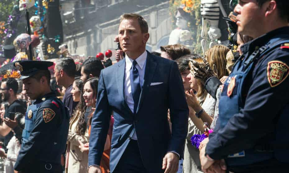 Licence to drill: some cinemagoers thought the BBFC was too accepting of Spectre's violent scenes.