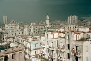View On July 26 Havana, Cuba 1993