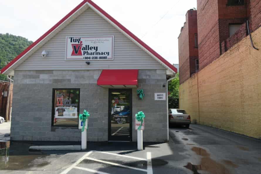 The Tug Valley pharmacy