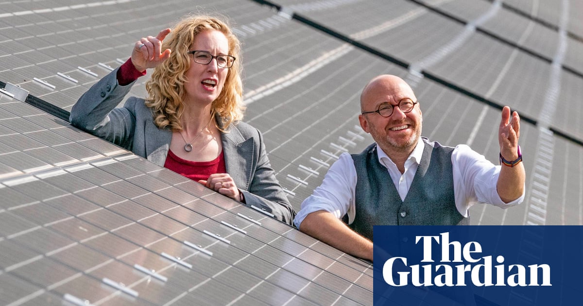 Co-leaders of Scottish Greens to become ministers at Holyrood