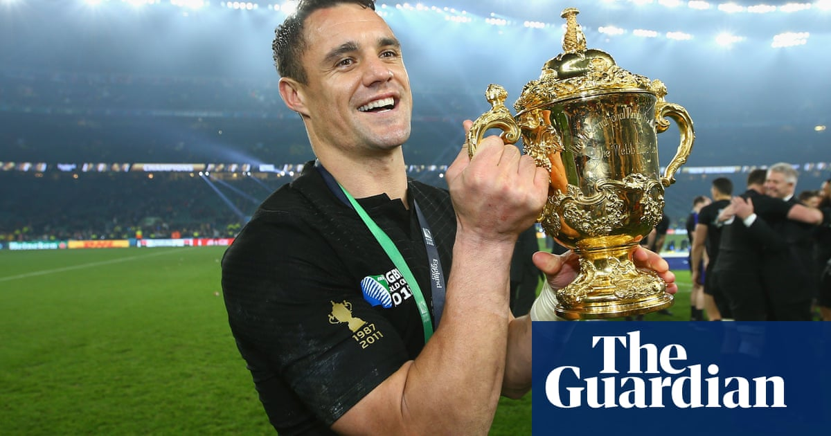 All Blacks great Dan Carter set for return to New Zealand rugby - the guardian