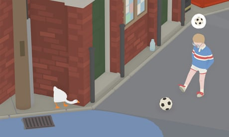 """""""Untitled Goose Game"""": It's a lovely morning in the village and you are a horrible goose."""