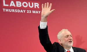 Jeremy Corbyn launches Labour's European election campaign in Kent on 9 May. 'Labour needs to act urgently to prevent it being crushed in next week's election,' writes Rosemary Sales.