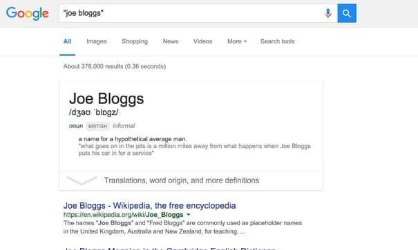 Google Dorks Cheat Sheet