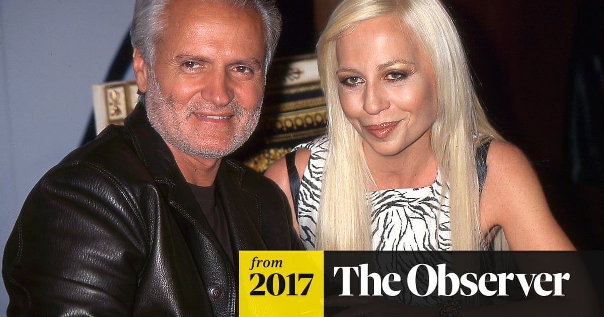 My Life Was Torn In Two When Gianni Was Shot Versace S Lover Breaks Silence Television Radio The Guardian