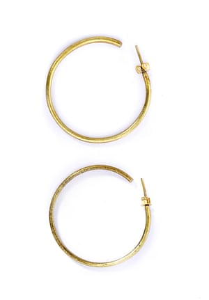 BOMBOLULUHandmade and fairtrade brass, made by Bombolulu, a fairtrade social business in Kenya that provides opportunities for people who have physical disabilities. £12, peopletree.co.uk