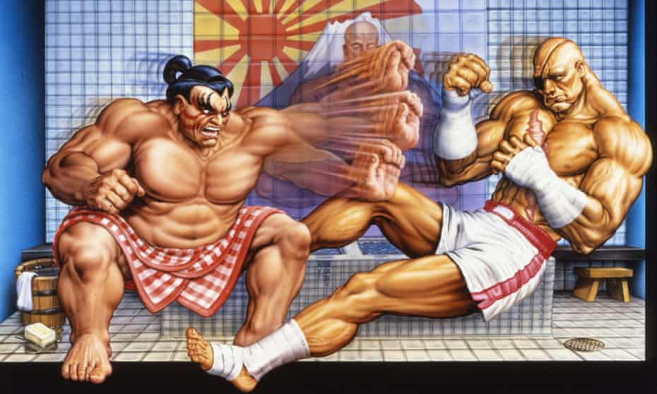 Street Fighter II, the most important fighting game ever made