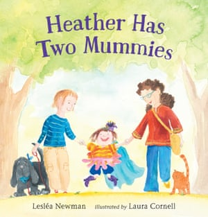 Cover of Heather Has Two Mummies by Leslea Newman