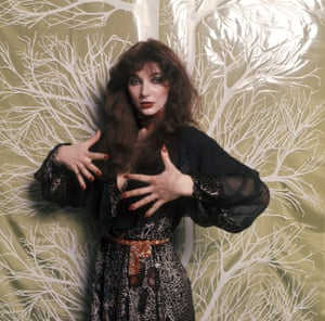 Kate Bush – every UK single ranked! | Music | The Guardian