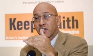 Peter Herbert QC, chair of the Society of Black Lawyers.