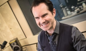 Jimmy Carr told Desert Island Discs that joining the K2 scheme was 'a terrible error of judgment'.