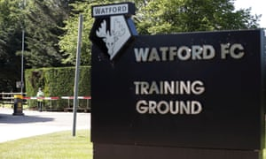 Aside from Adrian Mariappa, who tested positive for coronavirus, and two who are self-isolating, some Watford players have opted against training.