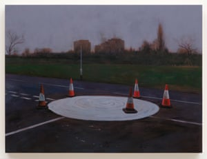 George Shaw's Somewhere in the Midlands, 2014.