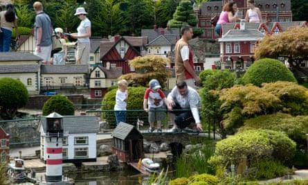 Bekonscot Model Village, Buckinghamshire.