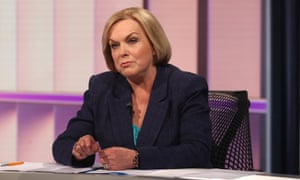 The National party leader, Judith Collins.