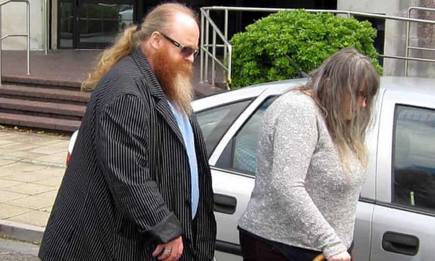 Dylan Seabridge's parents, Glynn and Julie Seabridge