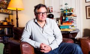 Author Charlie Higson