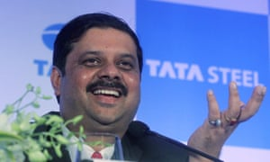 Koushik Chatterjee, executive director of Tata Steel, said the management team were 'looking at continuing and sustaining the business'.