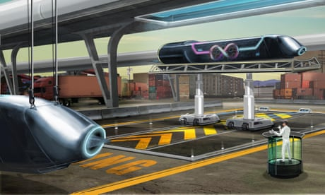 Hyperloop and our misplaced love of futuristic technology