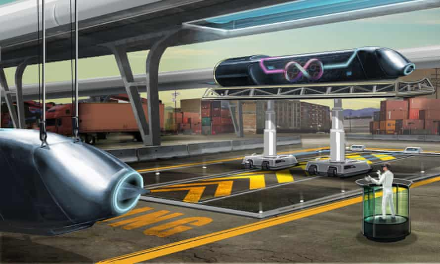 Could Slovakia be the first country to have its own Hyperloop?