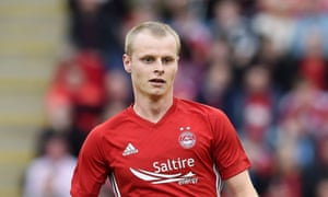 Gary Mackay-Steven has thanked the emergency services after he ended up in the River Kelvin in Glasgow a few hours after Aberdeen's 403 win against Partick Thistle.