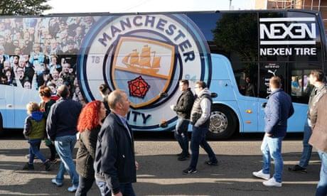 Crystal Palace v Manchester City: Premier League – live!
