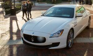 A Maserati