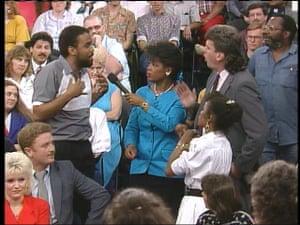 'Should Handguns Be Banned?' The Oprah Winfrey Show, 1989.
