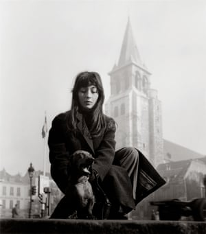 4 Juliette Gréco, Saint-Germain-des-Prés, 1947 © Atelier Robert Doisneau