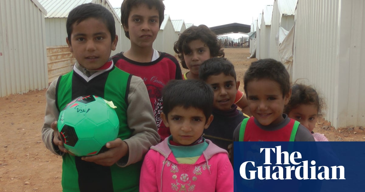 How one man used royalty, rednecks and football to help Syrian refugees