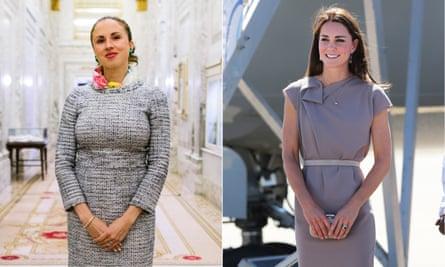Myka Meier, an admirer of Kate Middleton, runs and international etiquette school in New York.