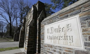 Outcry after Duke administrator warns Chinese students to speak