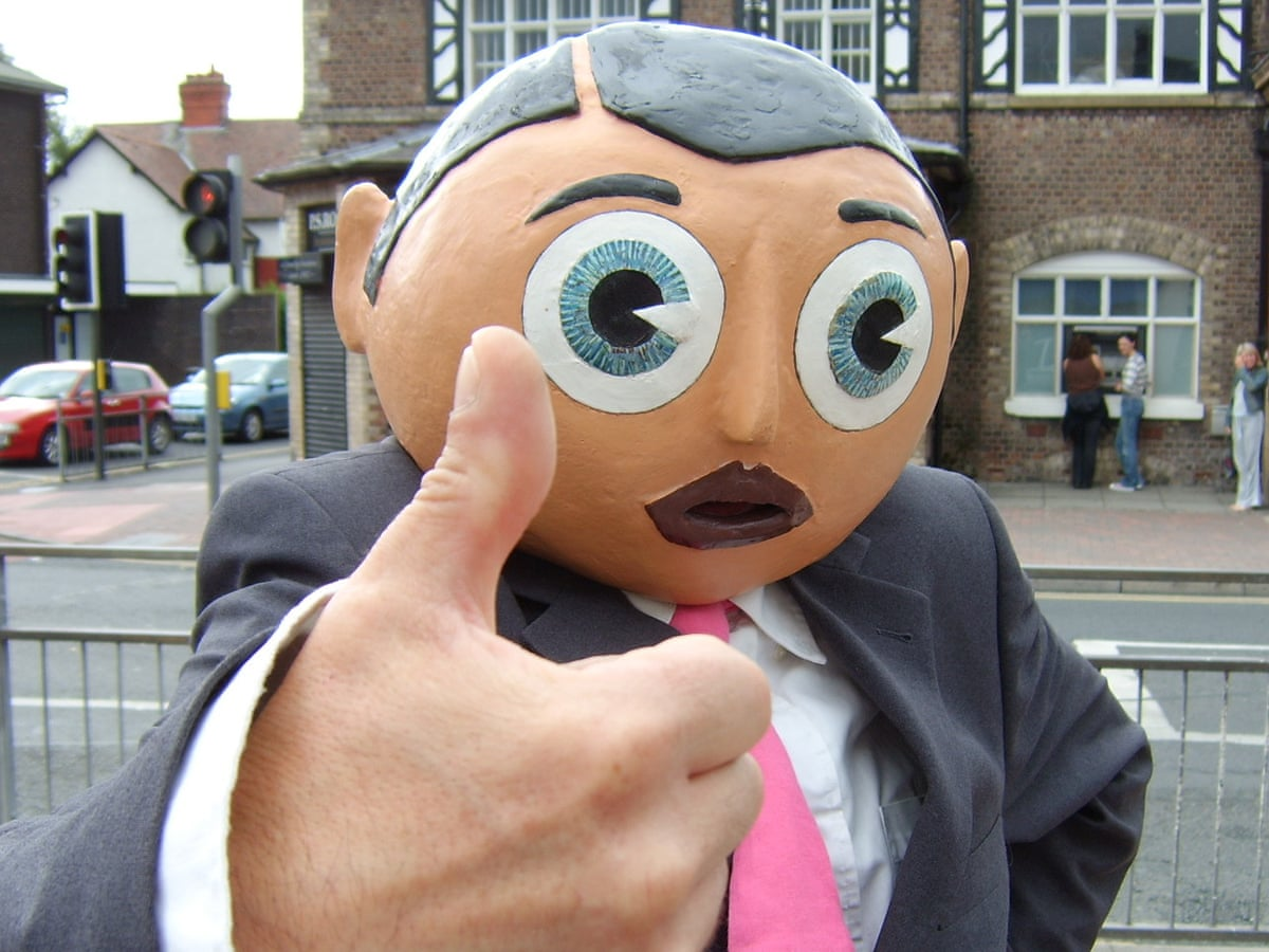 Being Frank: The Chris Sievey Story review – tender Frank Sidebottom  tribute | Documentary films | The Guardian