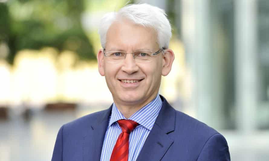 E.ON UK chief executive Michael Lewis