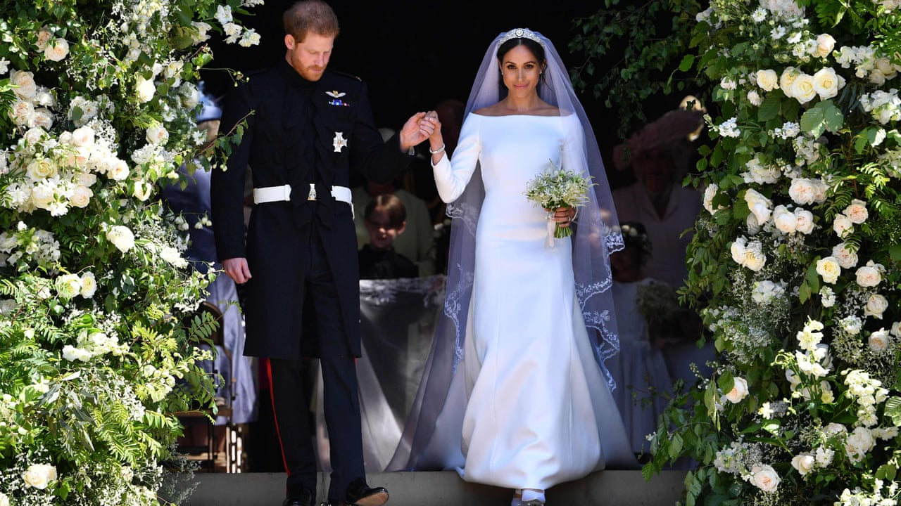 Highlights Of Harry And Meghans Wedding 2018 The Dress The Vows