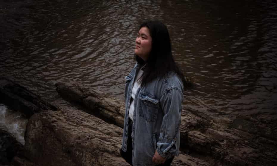 Melbourne University student Michelle Lim