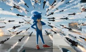 Sonic the Hedgehog, 2019