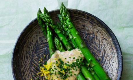 Nigel Slater's asparagus recipes