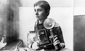 Diane Arbus: 'suffered all her life from the guilt of privilege.'