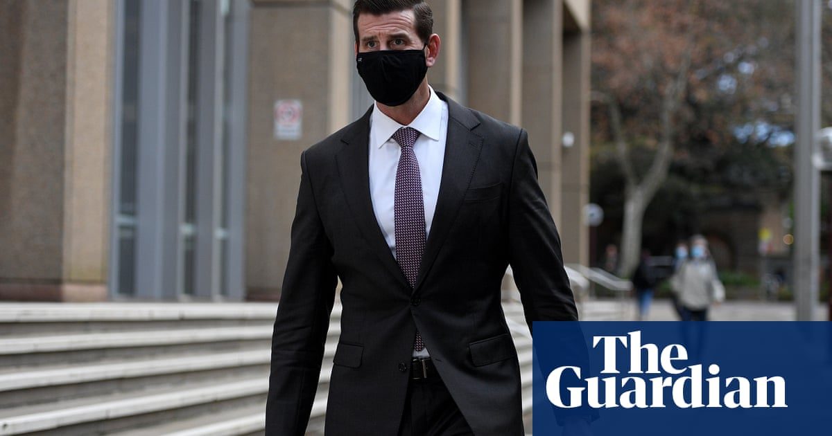Ben-Roberts Smith punched woman in face in Canberra hotel room court told – The Guardian