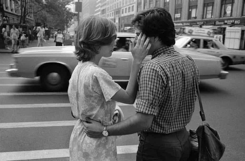 New York City, August 1980 by Bob Watkins.