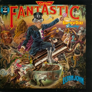 Captain Fantastic and the Brown Dirt Cowboy, by Elton John, released in 1975.