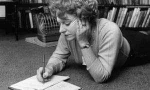 Muriel Spark, the Scottish novelist and short story writer.