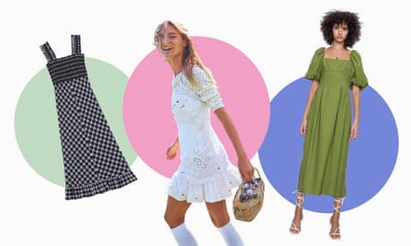 Al dressco: how picnic chic became the look of the summer