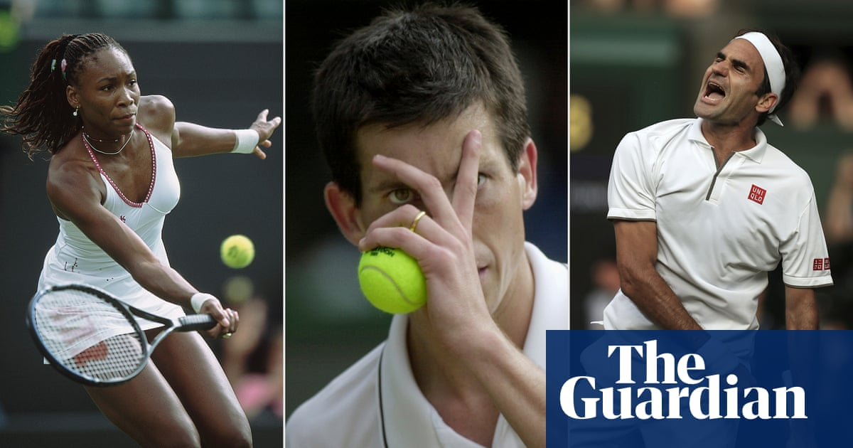 Sports quiz: how much do you know about Wimbledon?