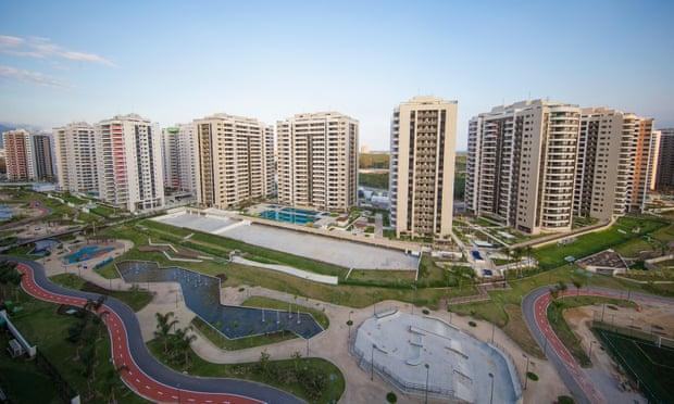 Río 2016 - Villa Olímpica
