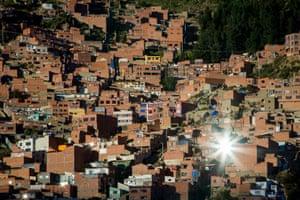 The call in El Alto hill