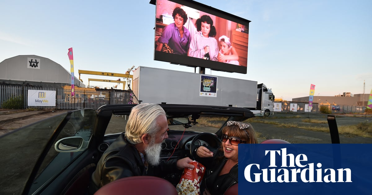 UK to hit 'peak drive-in' this summer as outdoor cinema bookings boom